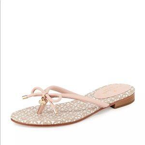 Kate Spade New York Pink Mistic Flip Flop Size 8.5
